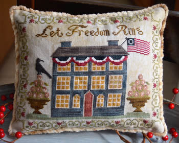 Let Freedom Ring - Abby Rose Designs