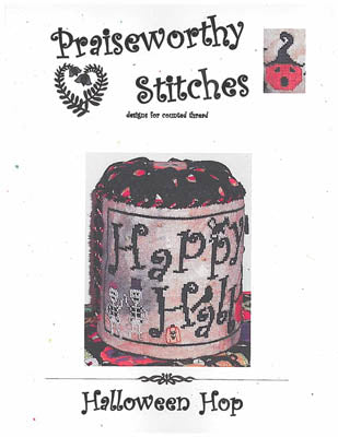 Halloween Hop - Praiseworthy Stitches