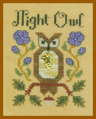 Night Owl - Elizabeth's Designs