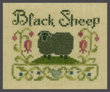 Black Sheep - Elizabeth's Designs