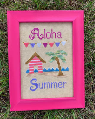 Aloha - Pickle Barrel Designs