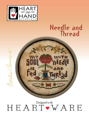 Needle and Thread - Heart in Hand
