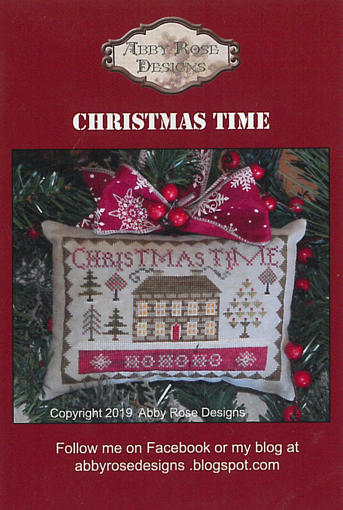 Christmas Time - Abby Rose Designs