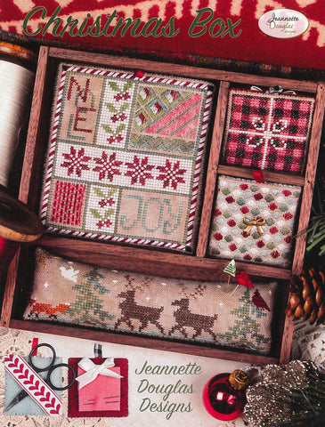 Christmas Box - Jeanette Douglas Designs