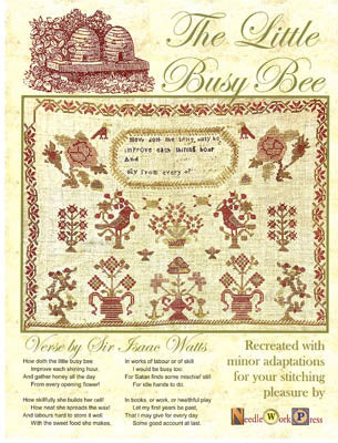 Little Busy Bee - Needle WorkPress