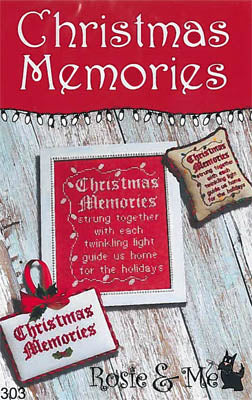 Christmas Memories - Rosie & Me Creations