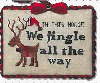 Jingle All The Way - Rosie & Me Creations