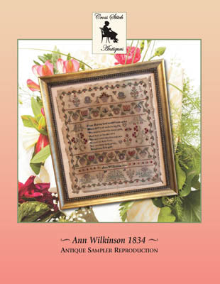 Ann Wilkinson 1834 - Cross Stitch Antiques
