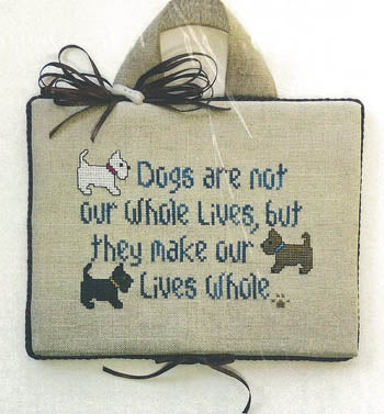 Dogs In Our Lives - Stitchworks