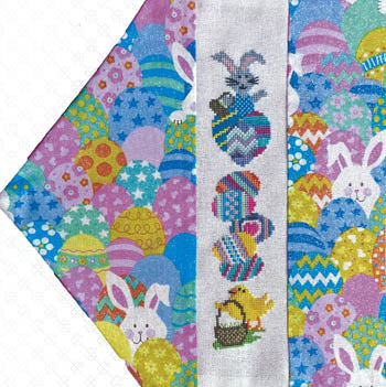 Seasonal Table Runner: Easter - Stitchworks