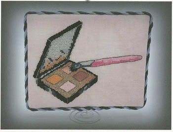 Hello Gorgeous III - Meridian Designs For Cross Stitch
