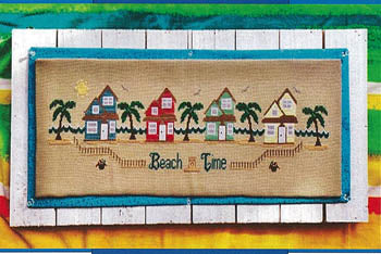 Beach Time - Pickle Barrel Designs