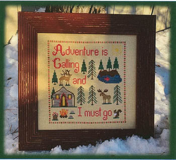 Adventure Is Calling - Pickle Barrel Designs