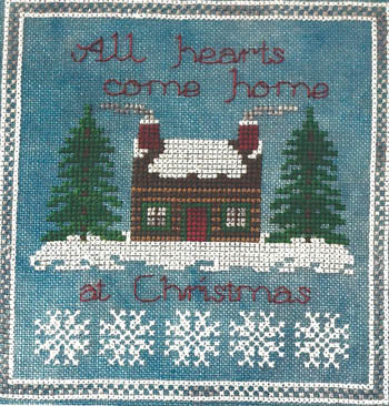 All Hearts Come Home - Mountain Aire Designs