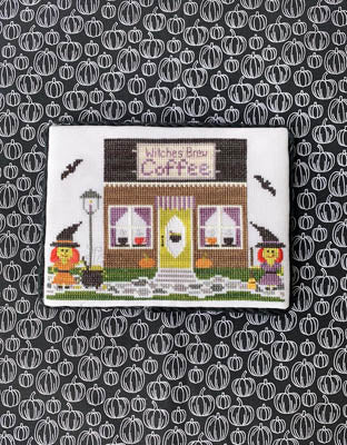 Coffee Shop - Little Stitch Girl