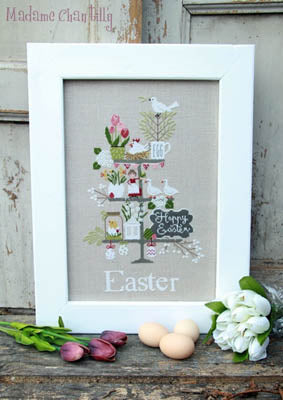 Celebrate Easter - Madame Chantilly