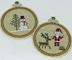 Christmas Delights - Praiseworthy Stitches