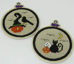 Halloween Frights - Praiseworthy Stitches