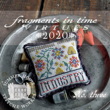 Fragments In Time 2020- #3 Industry - Summer House Stitche Workes