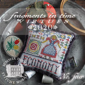 Fragments In Time 2020- #4 Economy - Summer House Stitche Workes