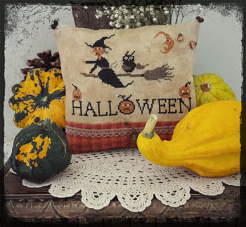 Happy Halloween By Tina - Fairy Wool In The Wood