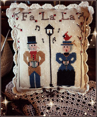 Fa La La - Fairy Wool In The Wood