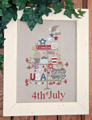 Celebrate 4th July - Madame Chantilly