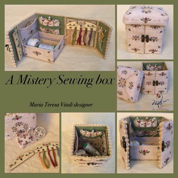 Mystery Sewing box - MTV Designs