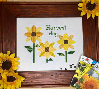 Harvest Joy - Petal Pusher