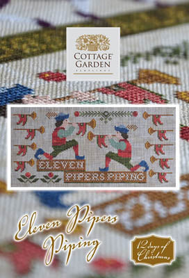 Eleven Pipers Piping - Cottage Garden Samplings