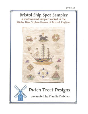 Bristol Ship Spot Sampler - Dutch Treat