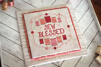 Sew Blessed - October House Fiber Arts