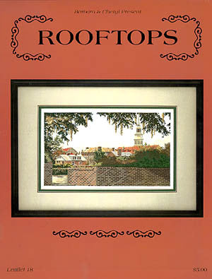 Rooftops - Graphs by Barbara & Cheryl