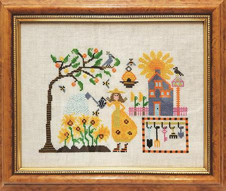 Sunflower Garden - Stitch N Needs
