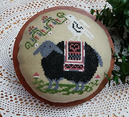 Black Sheep, White Crow - Stitch N Needs