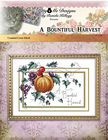 A Bountiful Harvest  - Kitty & Me Designs