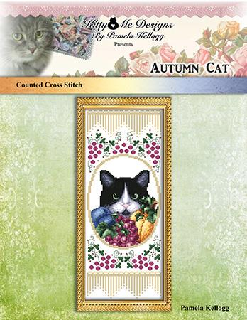 Autumn Cat - Kitty & Me Designs