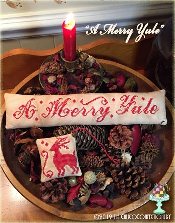 A Merry Yule - Calico Confectionary