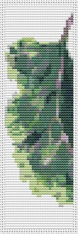 A Side Of Kale (Bookmark Chart) - Art of Stitch, The