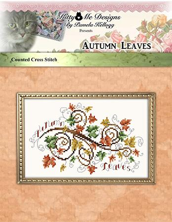 Autumn Leaves - Kitty & Me Designs