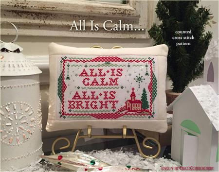 All Is Calm - Calico Confectionary