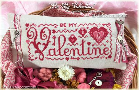 Be My Valentine - Calico Confectionary