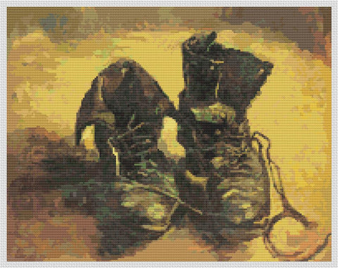 A Pair Of Shoes - Art of Stitch, The