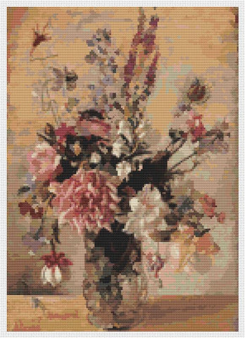 A Garden Bunch - Art of Stitch, The