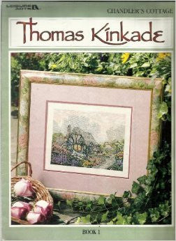 Thomas Kinkade - Chandler's Cottage - Leisure Arts