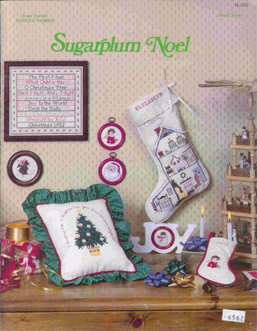 Sugarplum Noel - Jean Farrish Needleworks