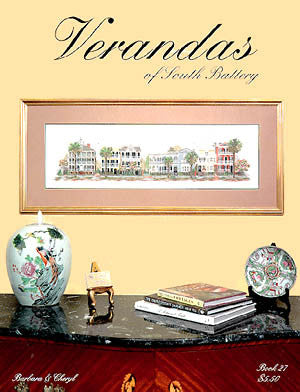 Verandas of South Battery - Graphs by Barbara & Cheryl