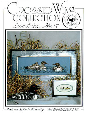 Loon Lake - Crossed Wing Collection