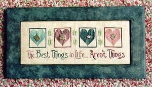 The Best Things - Waxing Moon Designs