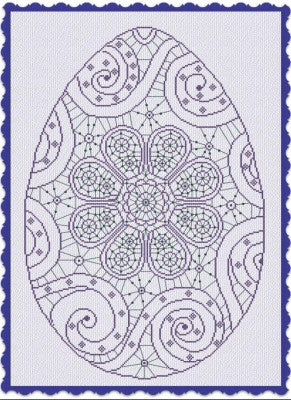 Easter in Lace - Alessandra Adelaide Needleworks